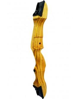 "Core Recurve Griffstück - Holz -Core-54"" (inch)-rechts hand-Einsteiger-braun -"