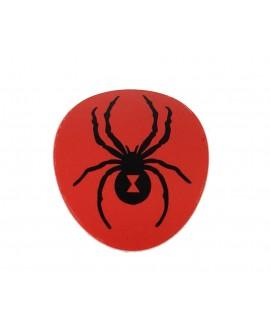 Black Widow Spider Decal - Aufkleber