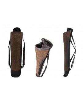 Buck Trail - Wildleder - Rückenköcher RH/LH