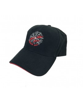 Black Widow Baseball Cap - Schwarz