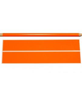 Arrowwraps - Serie 800 - Reflektor - 8 Zoll - 12Stk