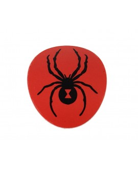 Black Widow Spider Decal - Aufkleber